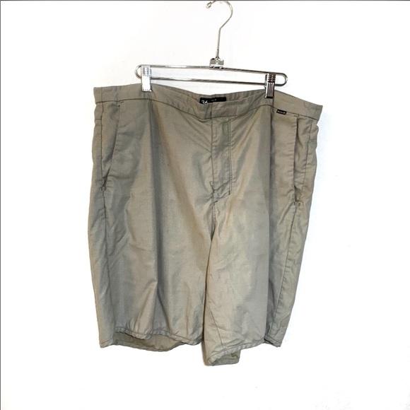 3/$25 Hurley Men's Breathe Dri-Fit Chino Shorts